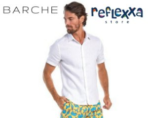 Camisa Puro Linho Barche MC