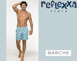 Swim Shorts Barche Adulto Ursos Verde