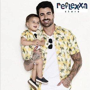 kit Camisa Tal Pai & Tal Filho Siciliano