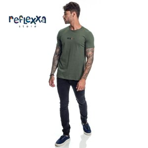Camisa TFLOW Ecodesign Green - Verde