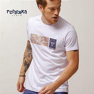 Camiseta TFLOW Never Give UP Branca
