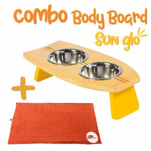 COMBO BODY BOARD SUN GLO