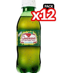 Guaraná Antárctica 237 ML (Pack Com 12 Unidades)