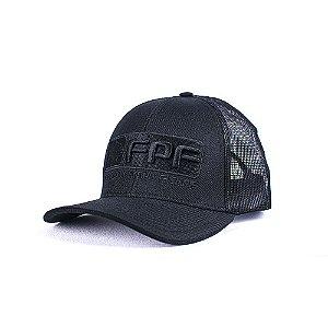 Boné Fpf Trucker Black Edition