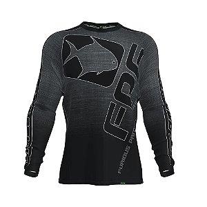 Camisa Fpf Proteção Solar Frs2 Preta