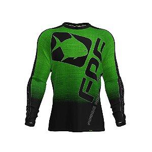 Camisa Fpf Proteção Solar Frs2 Verde