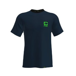 Camiseta Dry Fit Azul