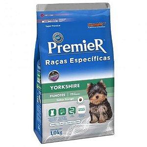 Ração Premier Raças Específicas Yorkshire para Cães Filhotes 1kg