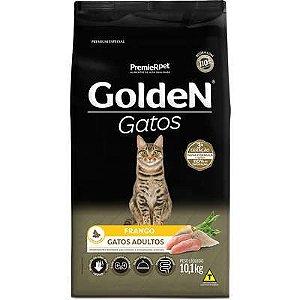 Ração Golden para Gatos Adultos Sabor Frango 1kg