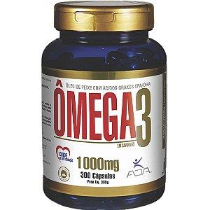 Omega 3 300 Cápsulas 1000mg ADA