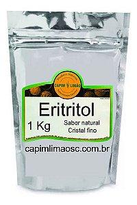 Eritritol / Erythritol 1 Kg Adoçante Natural Importado