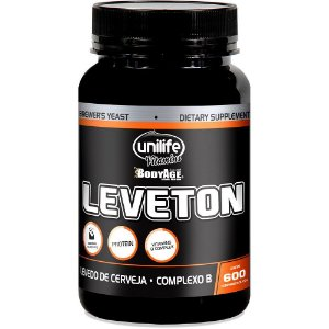 Leveton 600 comprimidos 450mg Unilife