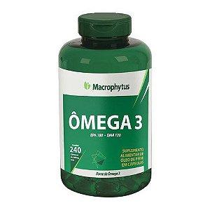 Omega 3 1000mg 240cps Macrophytus