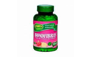 BONDFIBRAS - Fibra de Aveia e Beterraba com 90 Cápsulas Unilife
