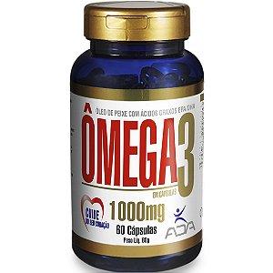 Omega 3 60 Cápsulas 1000mg ADA