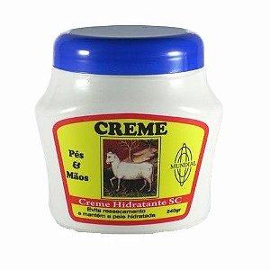 Creme Hidratante SC Pés & Mãos 240 gr