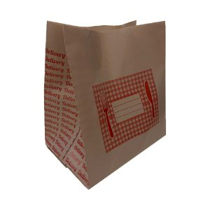 Saco Plastico Delivery P Biodegradavel 28x30 com 100