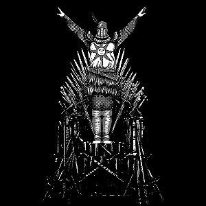 Camiseta Praise the Throne