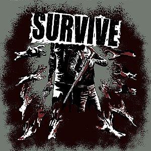 Camiseta Survive
