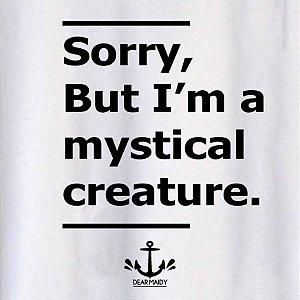 Camiseta Maidy Sorry
