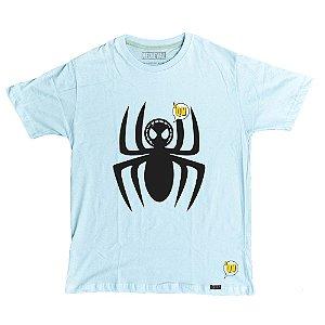 Camiseta Quadrinheiro Spider