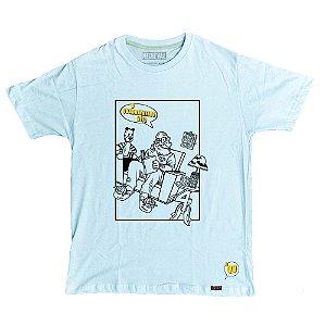 Camiseta Quadrinheiro Veio