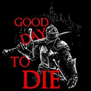 Camiseta Odin Good Day to Die