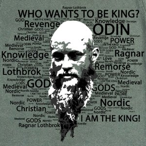 Camiseta Odin Ragnar