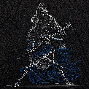 Camiseta Preto Mescla Odin Artorias
