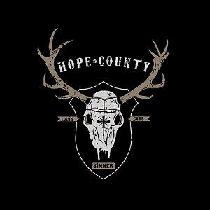 Camiseta Skull hope