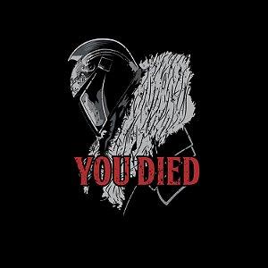 Camiseta Died