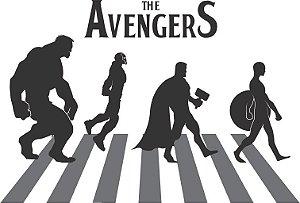 Camiseta The Avengers
