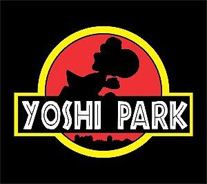 Camiseta Yoshi Park Mario World