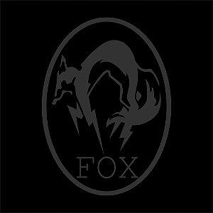 Camiseta Metal Gear Fox Hound