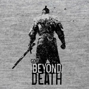 Camiseta  Go Beyond DEATH