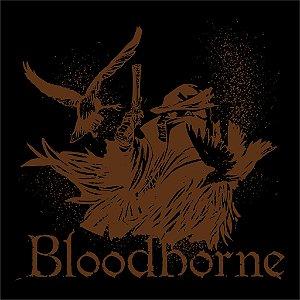Camiseta blood borne