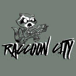 Camiseta guaxinim City