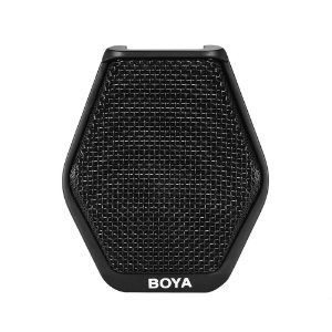 Microfone de mesa Profissional para Conferência Gravações BOYA BY-MC2