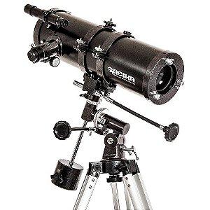 Telescópio Newtoniano Greika TELE-1000114 com Tripé