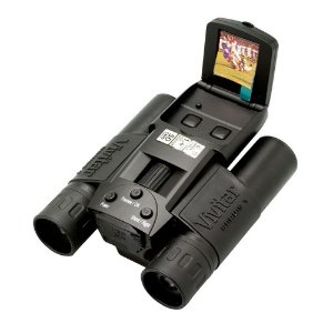 Binóculo 12X25 com Câmera Digital Digicam VIV-CV1225V Vivitar