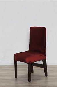 Capa para Revestimento de Cadeira Tecido Malha Gel 100% Poliéster