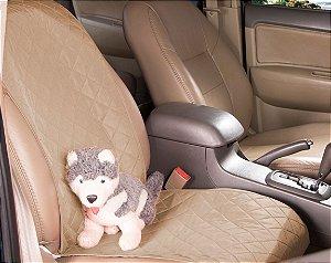 Protetor Pet Impermeável para Banco Dianteiro de Carro