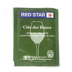 FERMENTO RED STAR COTE DES BLANCS