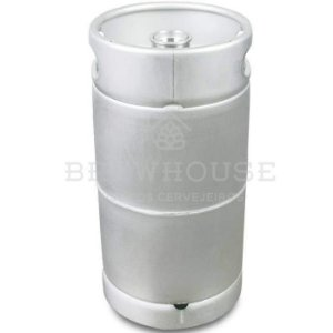 BARRIL INOX SLIM - 15 LITROS