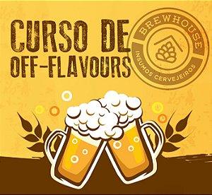 CURSO DE OFF-FLAVOURS