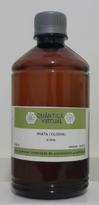 Prata Coloidal 10ppm 500ml