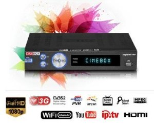 CINEBOX LEGEND HD