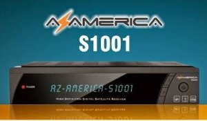 AZAMERICA S1001 HD IKS/SKS/CS/IPTV