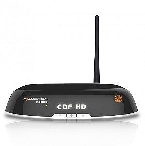 AZAMERICA S2005 HD + 3D + Wi-Fi