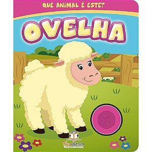 Livro Infantil Sonoro Que Animal é Este? Ovelha